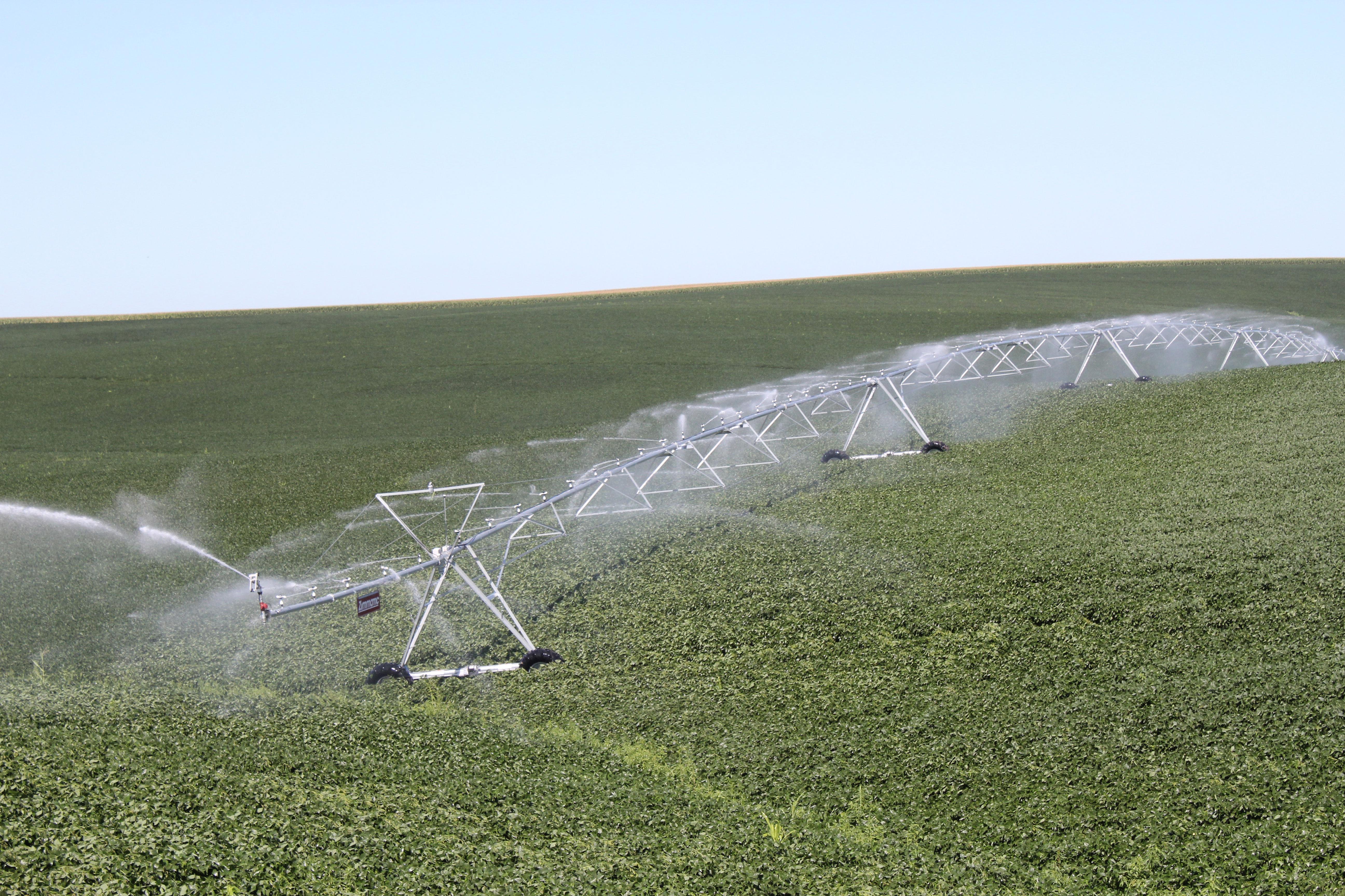 Pivot Master Impact Sprinklers