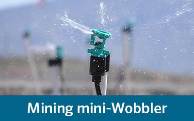 Senninger's mining mini-Wobbler