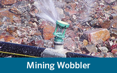 Senninger's mining Wobbler