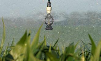 Save Energy with Low-Pressure Sprinklers