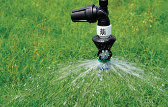 LDN Wide Spray Bubbler with Filter Regulator