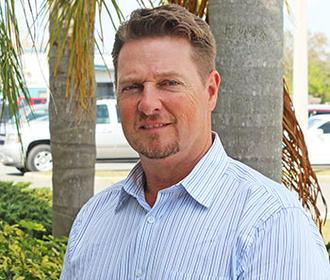 Martin Porter, Senninger's Area Manager for Australasia