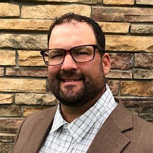 Owen Kruger, Senninger's Director of Domestic Sales