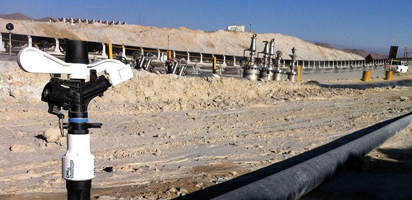 Mining Part-Circle   Senninger Irrigation