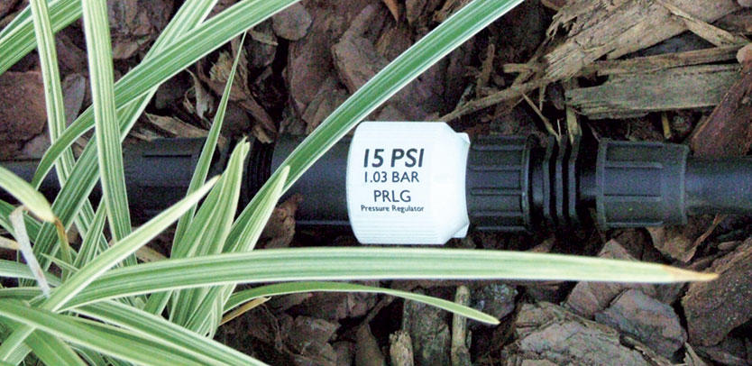 """Senninger PRLV Pressure Regulator-Size:1/""""-PSI:40 PSI"""