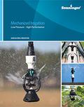Catálogo de Produtos De Irrigação Mecanizada