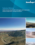 Solution Mining Catalog