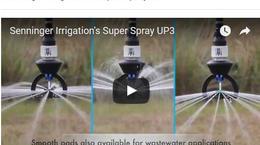 Super Spray UP3: Comparación de Modelos