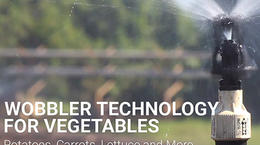 Senninger® Wobbler® Technology for Vegetables