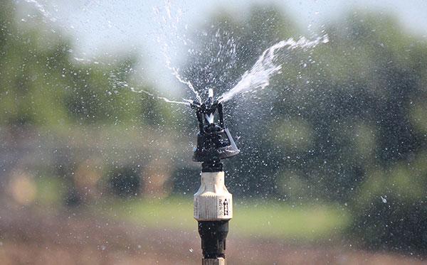 Low-Pressure sprinkler Xcel-Wobbler
